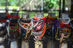 Φονικός μαζικός τάφος τομέων, Καμπότζη Στοκ Εικόνα