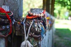 Φονικός μαζικός τάφος τομέων, Καμπότζη Στοκ φωτογραφία με δικαίωμα ελεύθερης χρήσης