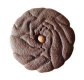 φοντάν μπισκότων σοκολάτα&s Στοκ Εικόνες
