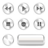 φορέας κουμπιών Στοκ Φωτογραφίες