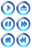 φορέας κουμπιών ελεύθερη απεικόνιση δικαιώματος