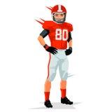 Φορέας ράγκμπι Αθλητική έννοια ελεύθερη απεικόνιση δικαιώματος