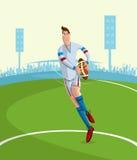 Φορέας ράγκμπι ελεύθερη απεικόνιση δικαιώματος