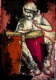 Φορέας Conga απεικόνιση αποθεμάτων