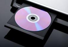 Φορέας DVD Στοκ Φωτογραφία