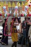 Φορέας Kavadi στοκ εικόνες με δικαίωμα ελεύθερης χρήσης