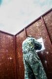 Φορέας Paintball Στοκ φωτογραφίες με δικαίωμα ελεύθερης χρήσης