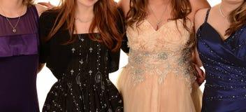 Φορέματα Prom στοκ εικόνα με δικαίωμα ελεύθερης χρήσης