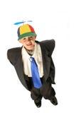 φορέστε αναπτύσσει το ι τ που θέλει επάνω Στοκ Φωτογραφία