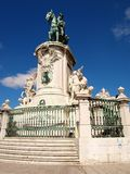 φορέστε το άγαλμα του Jose Στοκ εικόνες με δικαίωμα ελεύθερης χρήσης