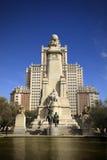 φορέστε το μνημείο Δον Κι&c στοκ εικόνα με δικαίωμα ελεύθερης χρήσης
