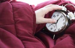 φορέστε το τ για να ξυπνήσ&epsi Στοκ Φωτογραφία