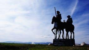 Φορέστε Quijote Στοκ Φωτογραφία