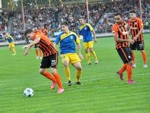 Φορείς FC Shakhtar_9 Στοκ εικόνες με δικαίωμα ελεύθερης χρήσης