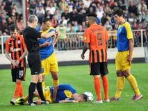 Φορείς FC Shakhtar_12 Στοκ Εικόνες
