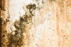 Φορεμένος ακατάστατος κατασκευασμένος τοίχος Στοκ Εικόνες