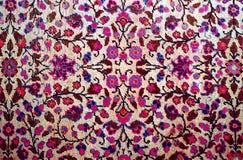 Φορεμένος αντίκα ασιατικός τάπητας στοκ εικόνες με δικαίωμα ελεύθερης χρήσης