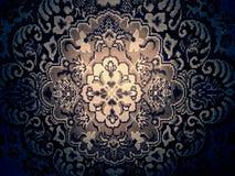 Φορεμένος τάπητας, μμένος καμβάς ως κάλυψη πατωμάτων στοκ φωτογραφία