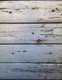 Φορεμένο άσπρο ξύλο Στοκ εικόνα με δικαίωμα ελεύθερης χρήσης