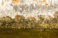 Φορεμένο σκουριασμένο υπόβαθρο οξείδωση στοκ εικόνες