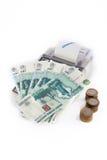 φορητός κατάλογος μετρη& Στοκ Εικόνες