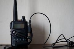Φορητό Walkie-talkie ραδιοφώνων στοκ εικόνα