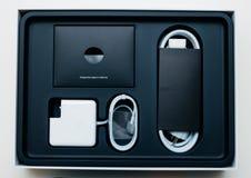 Φορητών προσωπικών υπολογιστών της Apple MacBook Pro Στοκ Φωτογραφίες