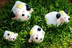 Φορμαρισμένος πρόβατα αριθμός Στοκ φωτογραφία με δικαίωμα ελεύθερης χρήσης