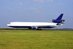 φορτίο αεροσκαφών Στοκ Εικόνες