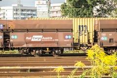 Φορτίο Αυστρία ραγών Στοκ εικόνες με δικαίωμα ελεύθερης χρήσης