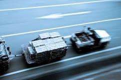 φορτίο αυτοκινήτων Στοκ εικόνες με δικαίωμα ελεύθερης χρήσης