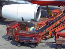φορτίο φορτίου Στοκ εικόνα με δικαίωμα ελεύθερης χρήσης