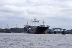 Φορτηγά πλοία Στοκ φωτογραφία με δικαίωμα ελεύθερης χρήσης