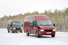 Φορτηγά φορτίου στοκ φωτογραφία με δικαίωμα ελεύθερης χρήσης