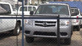Φορτηγά Puckup, αντιπρόσωπος, για την πώληση, νέος και χρησιμοποιημένος απόθεμα βίντεο