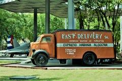 Φορτηγό ανατολικής παράδοσης στοκ εικόνες