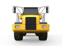 Φορτηγό απορρίψεων  Στοκ Εικόνες