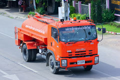 Φορτηγό δεξαμενών νερού Στοκ εικόνες με δικαίωμα ελεύθερης χρήσης