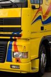 φορτηγό μοντέρνο στοκ εικόνες