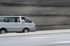 φορτηγό παράδοσης Στοκ φωτογραφία με δικαίωμα ελεύθερης χρήσης