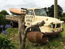 Φορτηγό πιτών Στοκ Εικόνες