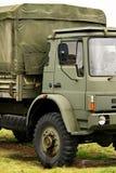 Φορτηγό στρατού Στοκ εικόνα με δικαίωμα ελεύθερης χρήσης