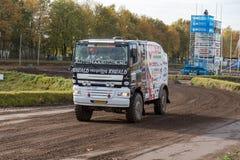 Φορτηγό συνάθροισης των ΕΔ Wigman Στοκ φωτογραφίες με δικαίωμα ελεύθερης χρήσης