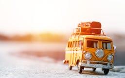 Φορτηγό ταξιδιού στοκ εικόνες
