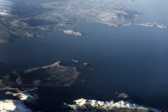 Φορτηγό Τουρκία λιμνών στοκ εικόνες