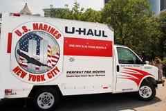 φορτηγό του u έλξης στοκ φωτογραφία με δικαίωμα ελεύθερης χρήσης