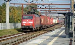 Φορτηγό τρένο Danlinkt Στοκ Εικόνα