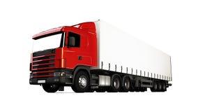 Φορτηγό Στοκ Εικόνα