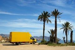 φορτηγό Στοκ Εικόνες