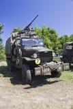 Φορτηγό GMC CCKW στην επίδειξη Στοκ Εικόνες